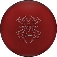 Hammer Black Widow Red Legend Solid X-OUT Bowling Balls