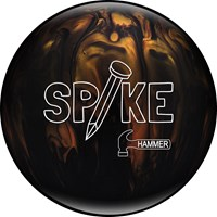 Hammer Spike Black/Gold X-OUT Bowling Balls
