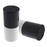 "VISE ""Easy"" 100% Urethane Thumb Slug Black/White"