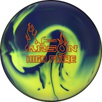 Hammer Arson High Flare Solid Bowling Balls