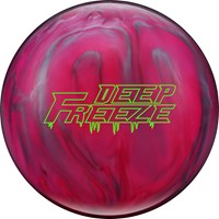 Columbia Deep Freeze Pink Frost X-OUT Bowling Balls