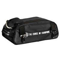 Vise 2 Ball Add-On Shoe Bag-Black Bowling Bags
