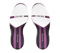 Etonic Basic Womens Euro Purple/Black Core Image
