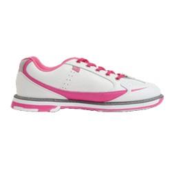 Brunswick Plaid Grey Orchid Womens Bowling Shoes