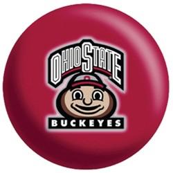 OnTheBallBowling Ohio State Buckeyes Back Image