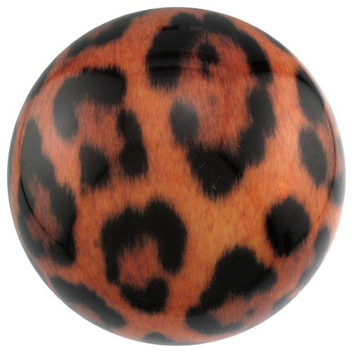 Brunswick Leopard Print Viz-A-Ball Bowling Balls + FREE ...