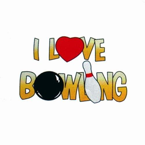 Bowling Cartoon for Pinterest