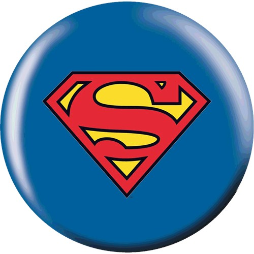 OnTheBallBowling Superman Shield Main Image