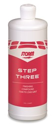 Storm Pro Finish Compound Quart - Step Three Main Image