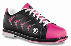Etonic Retro Womens Neon Black/Pink Main Image