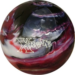 AMF Xtreme Glow Black/Red/White Main Image