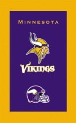 KR NFL Towel Minnesota Vikings Main Image