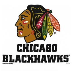 Master NHL Chicago Blackhawks Towel Main Image