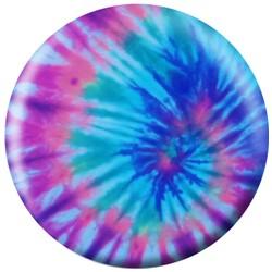 Exclusive Purple Tie-Dye Viz-A-Ball Main Image
