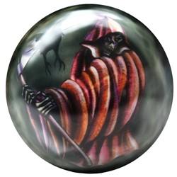 Brunswick Grim Reaper Glow Viz-A-Ball Main Image
