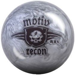 Motiv Recon RX1 Silver Pearl Main Image