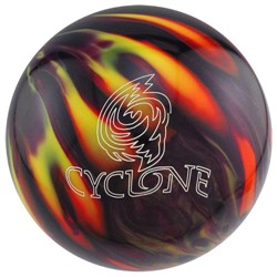 Ebonite Cyclone Purple/Orange/Yellow Main Image