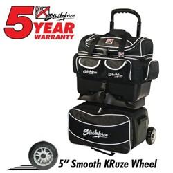 KR Lane Rover 4 Ball Roller (LR4) Black/White Main Image