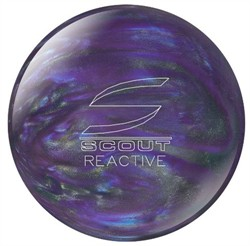 Columbia Scout Reactive Purple/Silver Main Image