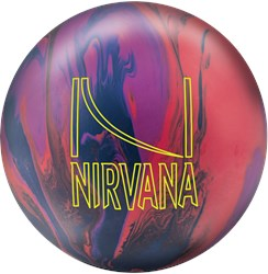 Brunswick Nirvana, bowling, ball