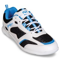 KR Strikeforce Womens Spirit Lite White/Black/Blue Bowling Shoes