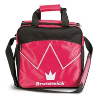 Brunswick Blitz Single Tote Hot Pink Bowling Bags