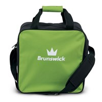 Brunswick TZone Single Tote Lime Bowling Bags