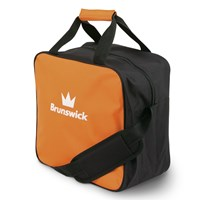 Brunswick TZone Single Tote Orange Bowling Bags
