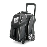 DV8 Circuit Double Roller Grey Bowling Bags