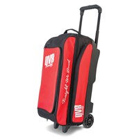 DV8 Freestyle Triple Roller Red Bowling Bags