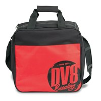 DV8 Freestyle Single Tote Red Bowling Bags
