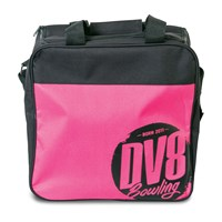DV8 Freestyle Single Tote Pink Bowling Bags