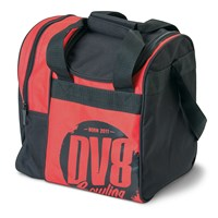 DV8 Tactic Single Tote Red Bowling Bags