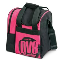 DV8 Tactic Single Tote Pink Bowling Bags