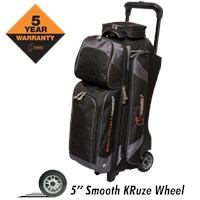 Hammer Premium 3 Ball Roller Black/Carbon Bowling Bags