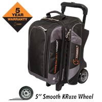 Hammer Premium 2 Ball Roller Black/Carbon Bowling Bags