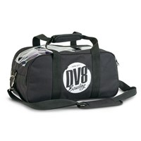 DV8 Tactic Double Tote No Pouch Black Bowling Bags