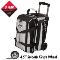 Columbia Icon Double Roller Silver Bowling Bags