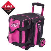 Columbia Icon Single Roller Pink Bowling Bags