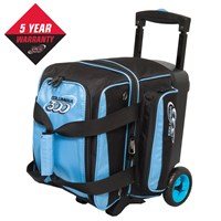Columbia Icon Single Roller Sky Blue Bowling Bags