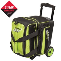 Columbia Icon Single Roller Lime Bowling Bags
