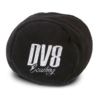 DV8 Microfiber Xtra Large Grip Ball Black