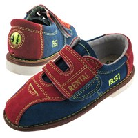 BSI Boys Suede Cosmic Rental Shoe Bowling Shoes