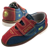 BSI Girls Suede Cosmic Rental Shoe Bowling Shoes