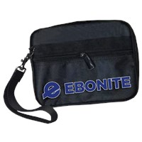 Ebonite Accessory Bag Black Bowling Bags
