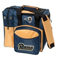 KR Strikeforce Los Angeles Rams NFL Single Tote Bowling Bags