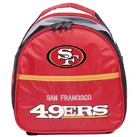 KR NFL Add-On San Francisco 49ers Bowling Bags