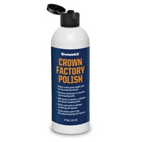 Brunswick Crown Factory Polish 6 oz