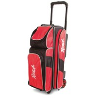Radical Triple Roller Red/Black Bowling Bags