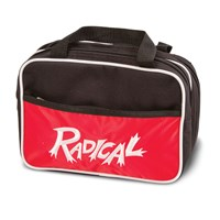 Radical Accessory Bag Black/Red Bowling Bags
